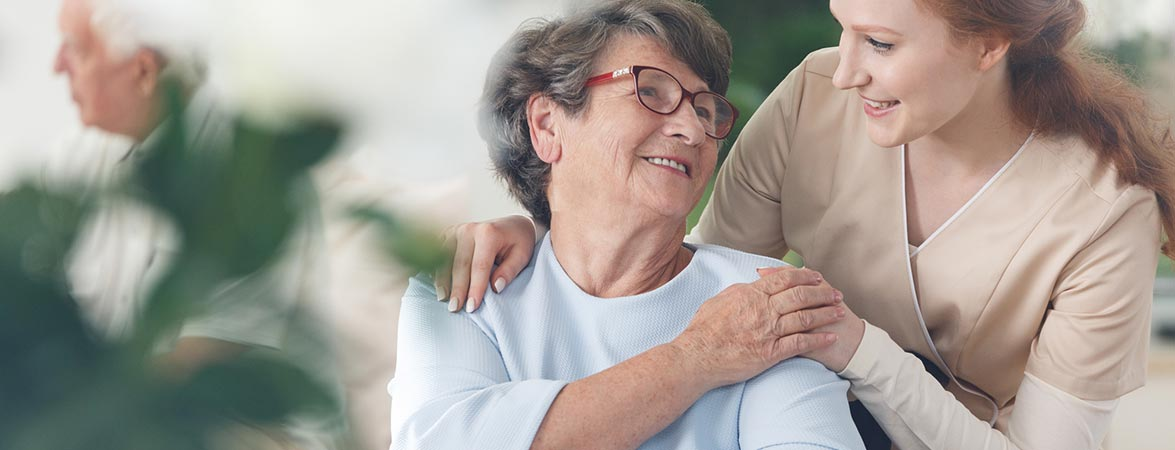 Medicare Assisted Living Resident