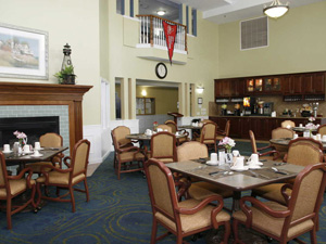 Cape Albeon Dining Areas